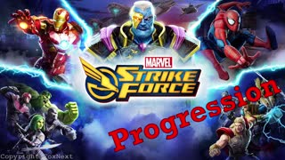 Marvel Strike Force Gamey Review