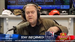 Steve Bannon rips Trump's impeachment defense lawyer