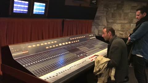 Queen The Studio Experience - Montreux, Switzerland