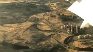 Ethiopian Airlines Landing