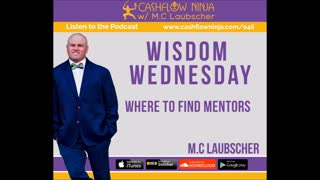 M.C. Laubscher Discusses Where to Find Mentors