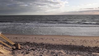 Atlantic Ocean at Vero Beach, Florida