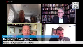 Gottheimer: Social media sites should face 'criminal penalties' for terrorist activity on platforms