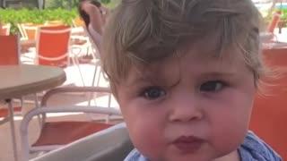 Baby's First Taste Of Lemon Will Melt Your Heart