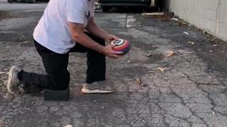 BowlU Training Orb (Knee Drill)