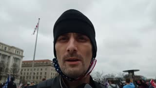 Live from Million Maga March! STOP THE STEAL WASHINGTON DC CRITICAL POLITICAL THINKING
