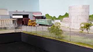 Herrin Micro Model Railroad