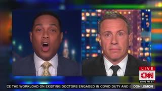 Don Lemon, Chris Cuomo Spar Over Interview