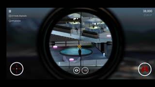 Hitman : Sniper UNSUR KEJUTNYA AMBYAR Android Gameplay #1