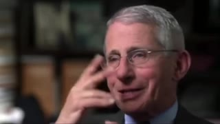 When Dr Fauci was taken out of context saying people should not be wearing masks.