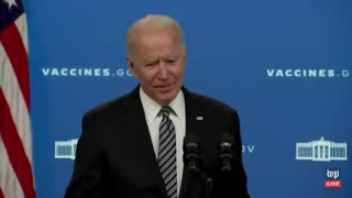 """Biden Says He """"Isn't Supposed to Be Answering"""" Questions - Who is Really in Charge?"""