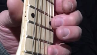 Guitar Theory - Using Middle And Pinky Fingers - 2 Half Steps - 5 Half Steps