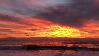 eastcoast sunrise