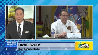 DAVID BRODY ON GOVERNOR CUOMO'S NEW SEXUAL HARASSMENT ALLEGATIONS