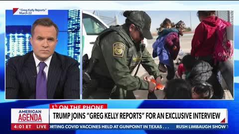 Katz on Newsmax: Biden, Harris, Mayorkas Not Up To Handling Border Crisis