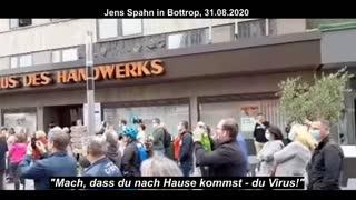 Jens Spahn zum Thema Corona Lockdown 2020