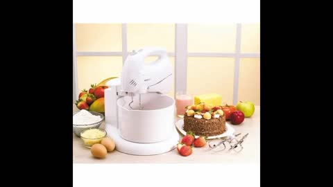 See the egg beater fast preparing food quickly, I want support