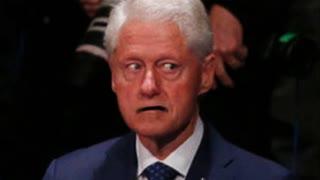 Bill Clinton's secret message about Hillary