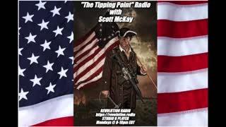 TPR - The Tipping Point Radio Show on Revolution Radio - 3.2.20