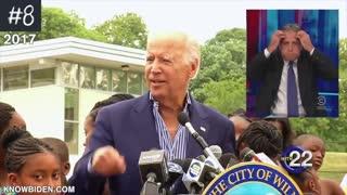 Joe Biden Stupid Moments