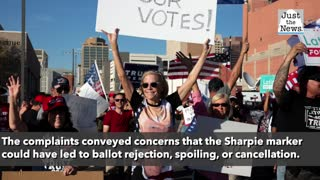 Sharpie-gate: Maricopa County Attorney's office addresses use of marker for ballots