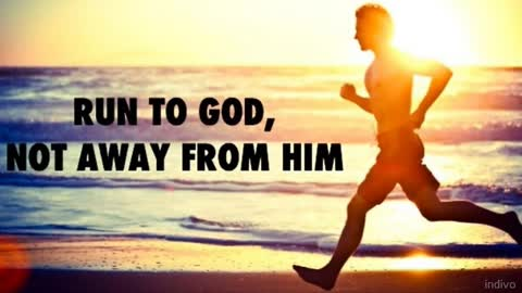 The Lion's Table: Run to the Father