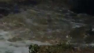 Desbordamiento de una quebrada ocasionó emergencia en de norte de Bucaramanga