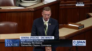 Rep Doug Collins releases remaing interview transcripts