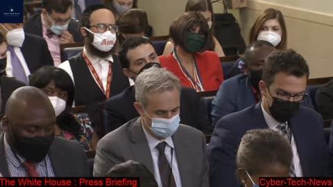 Press Secretary Jen Psaki : Press Briefing / 8-11-21