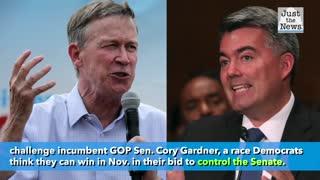 Hickenlooper survives Colorado Senate primary, five-term Arizona Congressman Tipton gets out Trumped