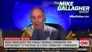 President Biden forgets the name of the Pentagon & his Defense Secretary