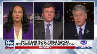 Twitter Bans James O'Keefe - He's SUING