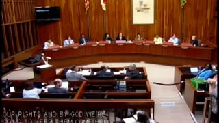 The viral speech to Greensboro City Council that launched Mark Robinson