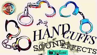 Handcuff sound effect copyright free
