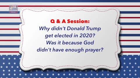 Q & A Why Wasn't Trump Inaugurated January 20th, 2021?