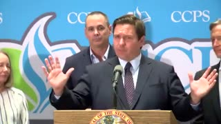 """DeSantis STANDS AGAINST Biden's Tyrannical Mandates: """"You Are Being Divisive"""""""