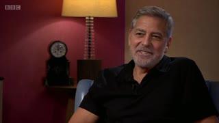 George Clooney Says Biden's Bad Polling Is Trump's Fault