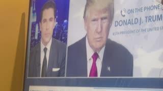 President Trump Talks 9-11
