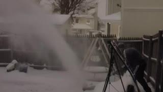 Let it snow ❄, let it snow ❄