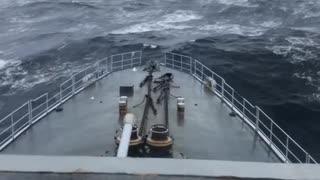 ship crashed after the captain forgot