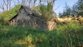 I Found An Abandoned shack