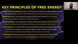 Justin Deschamps: Free Energy, Holistic Science & Philosophy
