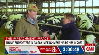 WATCH: Voters In Swing State Rip Dem's Impeachment