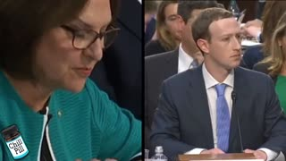 Funny & Awkward Mark Zuckerberg moments in US Congress
