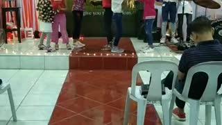 Jesus Faith Christian Ministries - Heart Day Music