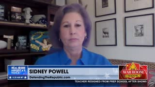 Sidney Powell: 'The CDC Has Lost All Credibility'