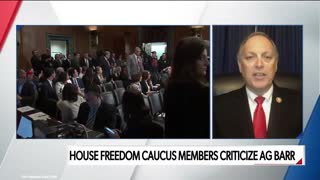 Congressman Biggs joins Newsmax TV to discuss election integrity concerns in AZ and GA