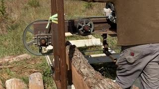 Making lumber