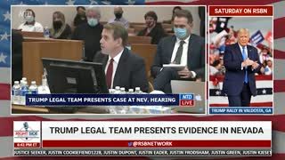 Part 4: Nevada Hearing on Election Fraud December 03, 2020.