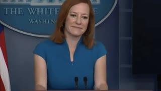 Jen Psaki Asked About Possibility of Biden Firing Dr. Fauci